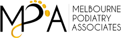 Melbourne Podiatry Associates Logo